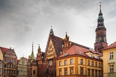 Wroclaw town hall — Stockfoto
