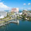Good view of sunshine afternoon at Clearwater — Stock Photo #18146045