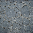 Cracked blacktop — Stock Photo #18147795