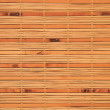 Bamboo blinds as background — Stock Photo