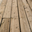 Wood plank vertical — Stock Photo