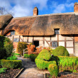 Shakespeare's Houses & Gardens — Stock Photo