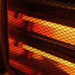 Electric heater — Stock Photo #18538473