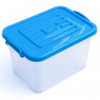 Translucent storage box with clipping path — Stockfoto #18871529