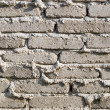 Old brick wall, square format — Stock Photo