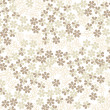 Abstract floral seamless background. — Stock Photo #18392123
