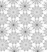 Vzor bezešvé webové — Stock vektor
