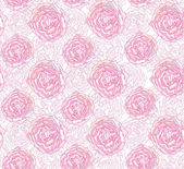 Rose background. — Stock Vector