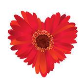 花のシームレスなモザイク パターン背景 — Stockvektor