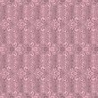 Floral Pattern Seamless on pink background - Stock Vector