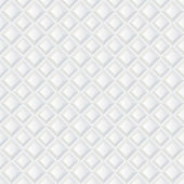 White texture, seamless abstract square tile pattern. — Stock Vector