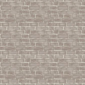 Brick wall texture. seamless vector background. — Stock Vector