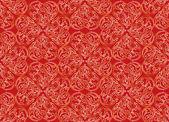 Textura perfecta floral abstracta. fondo transparente brillante vector. — Vector de stock
