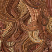 Hair background. — Stock Vector