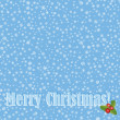 Christmas snow background. — Stockvektor  #37142429