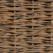 Stock Photo: Wattle fence of willow