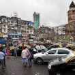 Traffic in Mumbai — Stock Photo