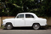 The Hindustan Ambassador — Stock Photo