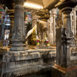 Stock Photo: Sri Meenakshi Hindu Temple