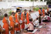 Monje budista — Foto de Stock