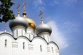 Monasterio novodévichi — Foto de Stock