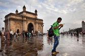 The India Gate — Stock Photo
