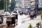 Traffic in Mangalore — Stock Photo