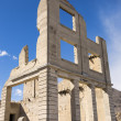 Stock Photo: Rhyolite Ghost Town