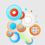 Abstract circles — Stock Photo