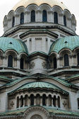 St. Alexander Nevsky Cathedral, Sofia, Bulgaria — Stock Photo