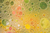 Bright colorful bubbles — Stock Photo
