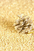 Christmas decoration with shallow depth of field — Stock Photo