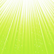 Green star background — Stock Photo #22898638