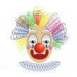 Royalty-Free Stock Photo: Clown
