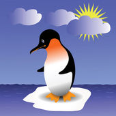 Penguin — Stock Photo