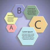 抽象业务模板 — 图库矢量图片