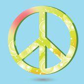 Symbol der freiheit — Stockvektor