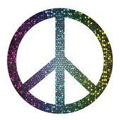和平标志 — 图库矢量图片