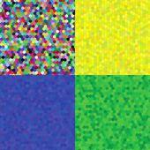 六角形背景 — 图库矢量图片