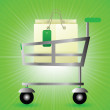Shop basket — Stock Photo #46774119