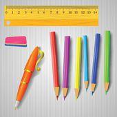 Office tools — Stock Photo