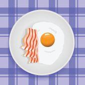 Sázené vejce — Stock fotografie