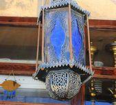 古い通りランプ — ストック写真