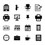 icona di Office — Vettoriale Stock  #36567149