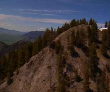 Gallatin Valley Montana — Stock Video