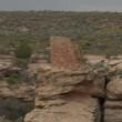 Ruins at Hovenweep national Monument — Stock Video #34541401