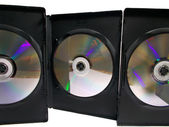 Dvd Box — Stock Photo