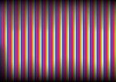 Mångfärgade linjer — Stockvektor