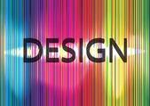 Design lines — Stock Vector
