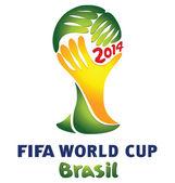 2014 FIFA World Cup — Stock Vector
